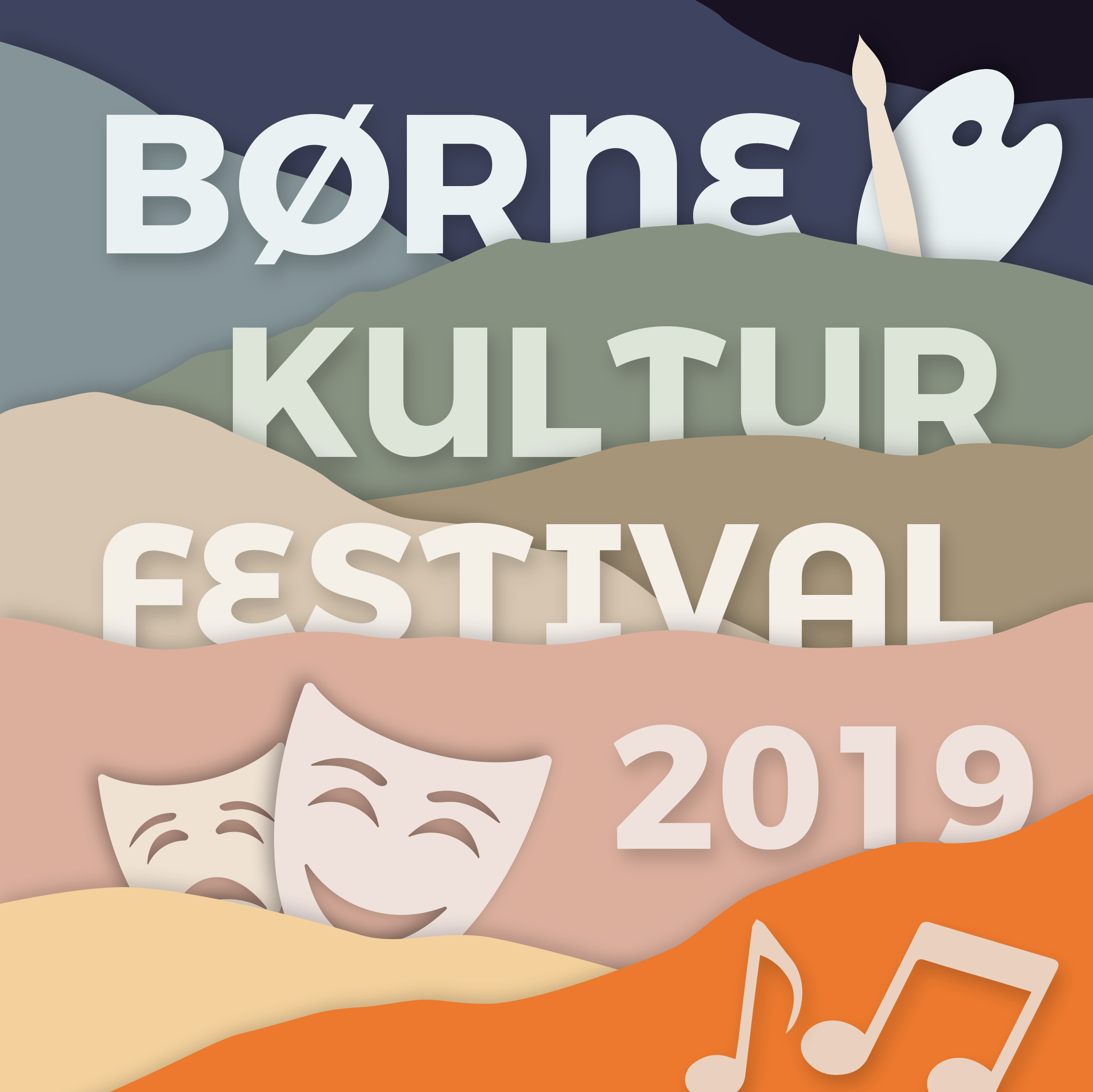 Børnekulturfestival d. 27. april i Knebel